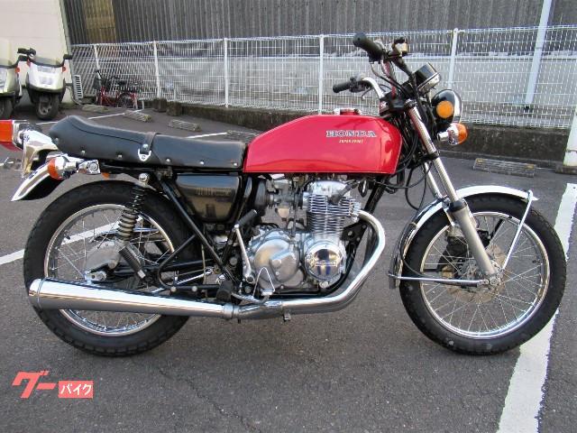CB400F(398cc)国内