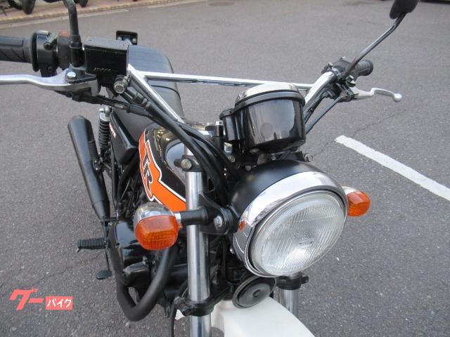 カワサキ 250TRの画像(宮崎県