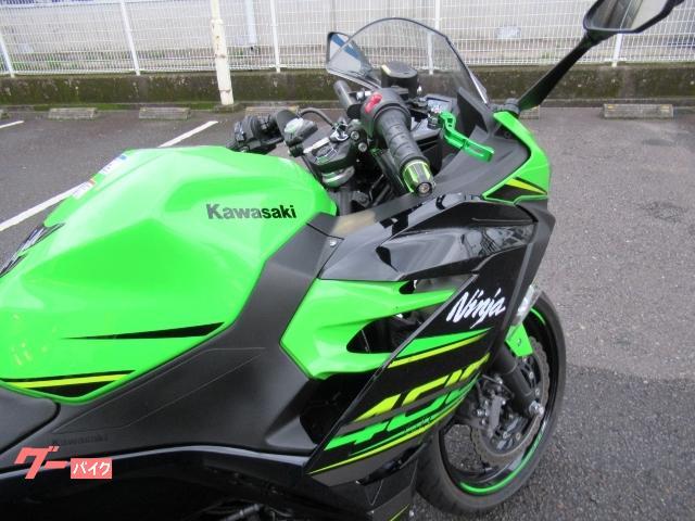 カワサキ Ninja 400-2の画像(宮崎県