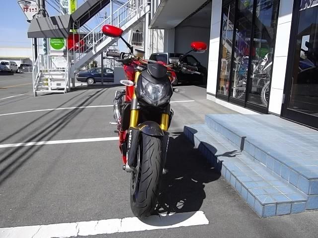 DUCATI ストリートファイターSの画像(熊本県