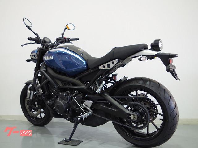 ヤマハ XSR900 キジマエンジンバンパーの画像(福岡県