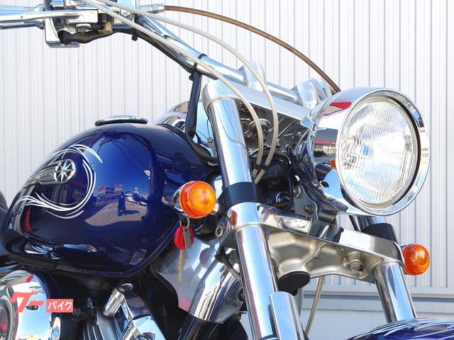 ヤマハ ドラッグスター400 フェンダーレス ブレーキキャリパーの画像(福岡県