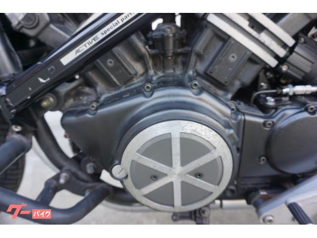 ヤマハ VMAX 逆輸入モデル オーバー2本出し スクリーン グーバイク鑑定車の画像(福岡県