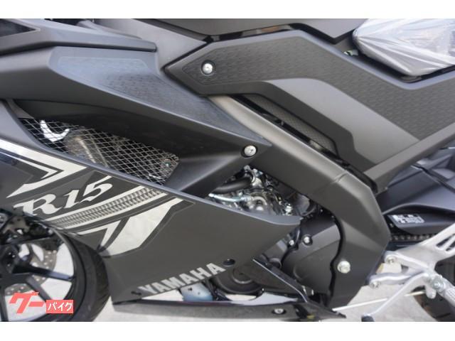 ヤマハ YZF-R15 ABS LEDヘッドライト インジケーターの画像(福岡県