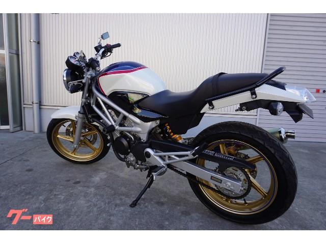 ホンダ VTR250 インジェクション CBXカラー モリワキマフラー オーリンズの画像(福岡県