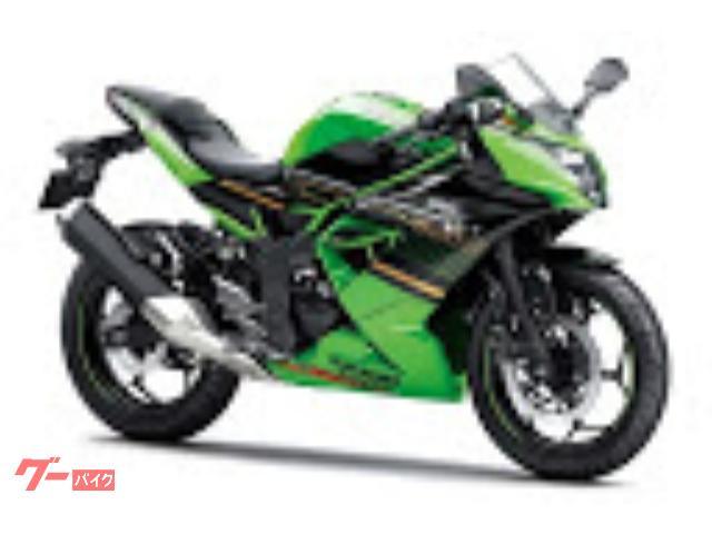 Ninja 250SL KRTエディション ニューモデル
