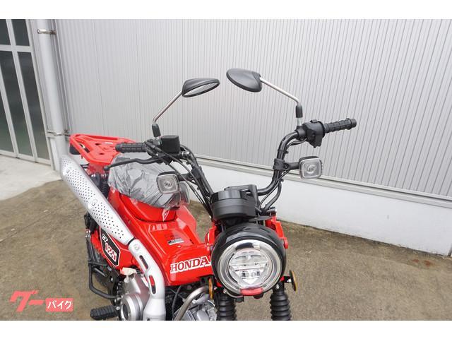 ホンダ CT125ハンターカブ  ABS 現行モデル MLHJA55型の画像(福岡県