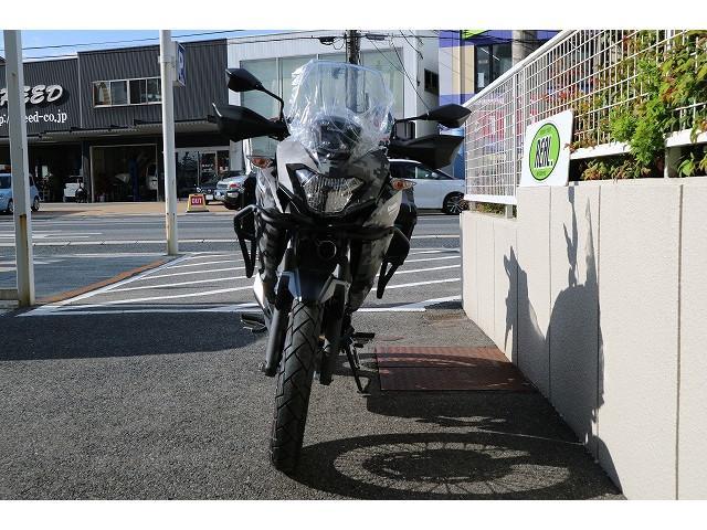 カワサキ VERSYSーX 250 ツアラーの画像(広島県