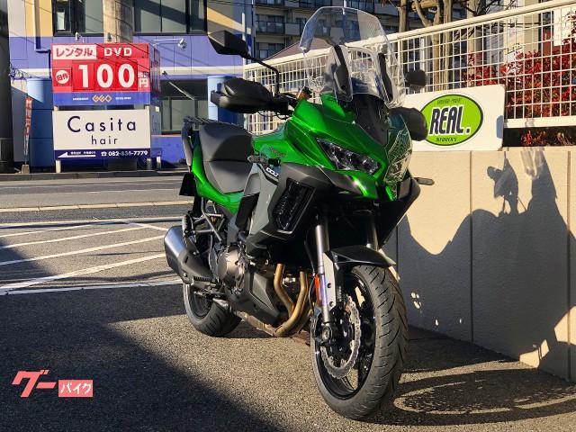 カワサキ Versys 1000 SE 2019Y 電脳サスの画像(広島県