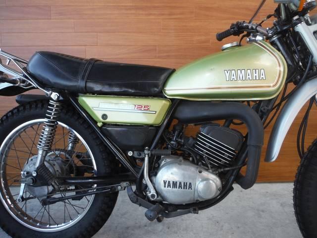 ヤマハ DT125の画像(熊本県