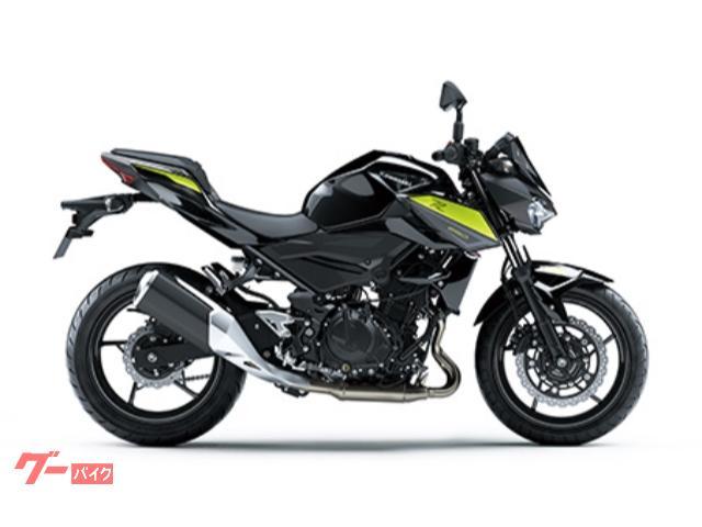 カワサキ Z250 ABS 2022年モデルの画像(熊本県