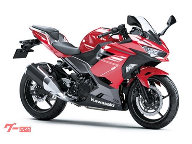 Ninja 250 ABS 2022年モデル