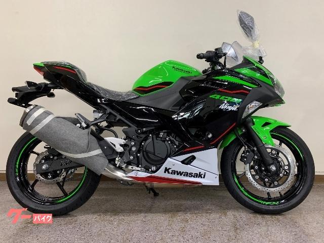 Ninja 400 KRT ABS 2021年モデル