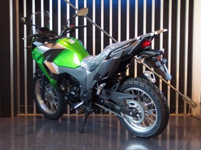 カワサキ VERSYS-X 250 ABSの画像(岡山県