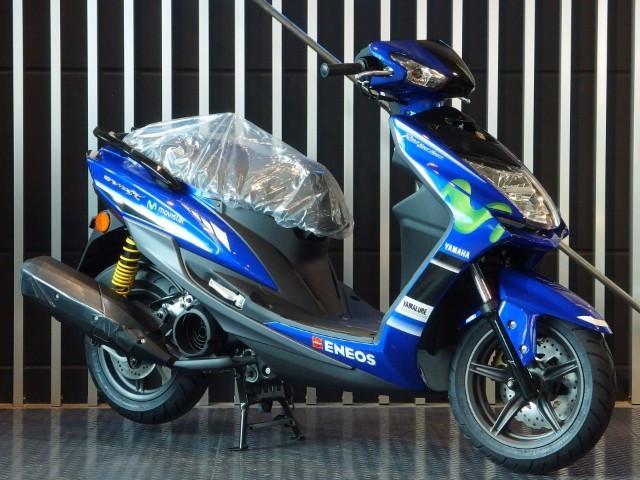 ヤマハ シグナスX SR Movistar Yamaha MotoGP Editionの画像(岡山県
