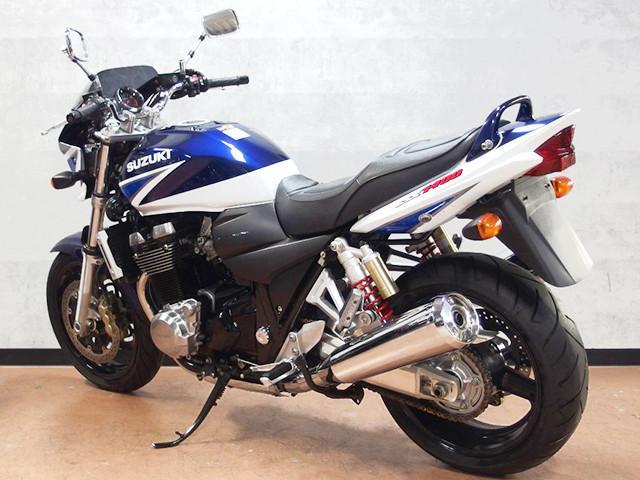 スズキ GSX1400 ビキニカウルの画像(岡山県