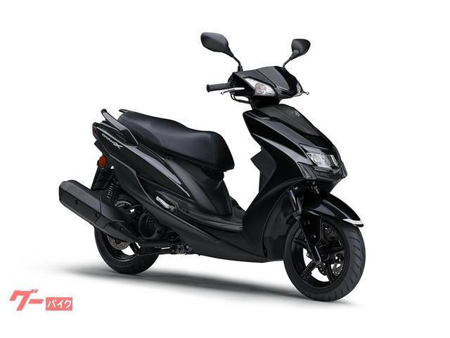 シグナスX SED8J 現行モデル ブラックメタリックX
