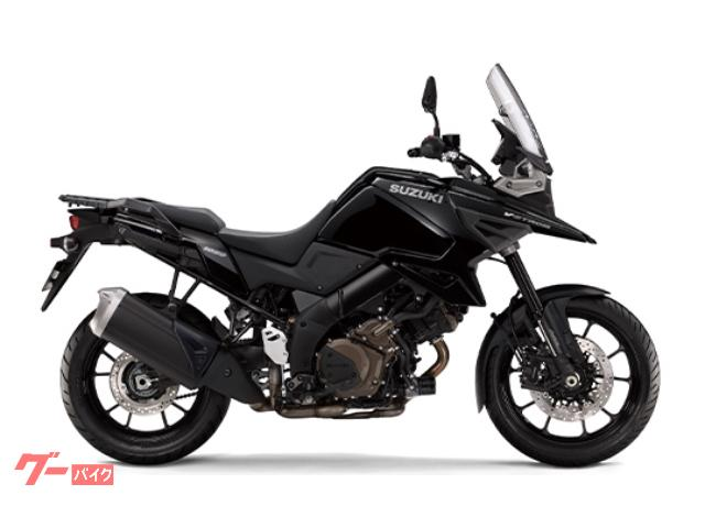 V−ストローム1050 ABS EF11M 現行モデル ブラック