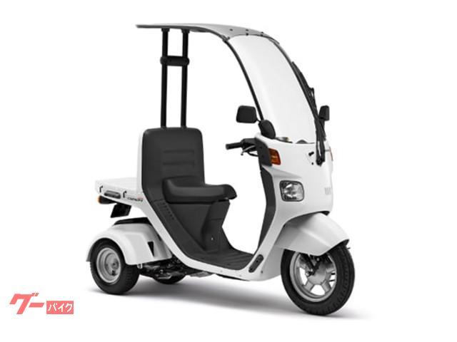 ジャイロキャノピー 現行モデル TA03 ホワイト インジェクション