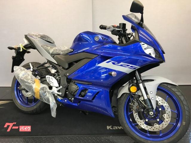 YZF−R25 ABS RG43J 現行モデル ブルー
