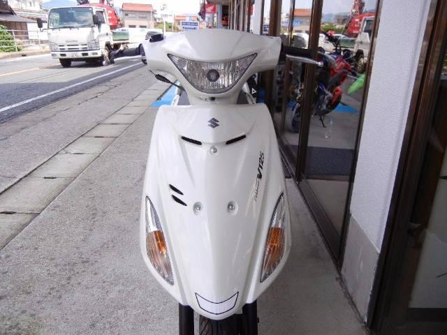 スズキ アドレスV125SSの画像(広島県