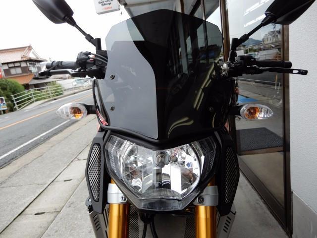 ヤマハ MT-09の画像(広島県