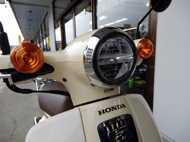ホンダ スーパーカブ50 日本生産 LEDヘッドライトモデルの画像(広島県