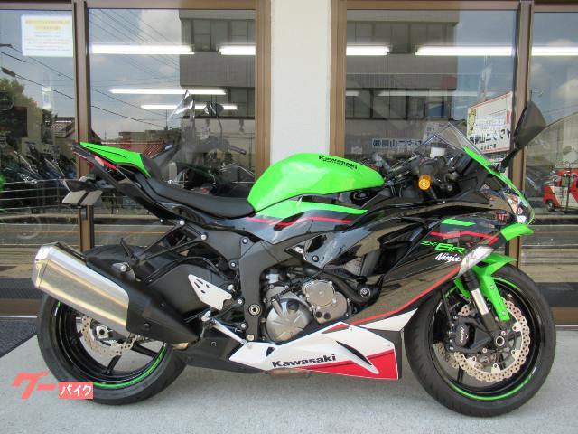 Ninja ZX−6R KRT 2021年モデルカラー