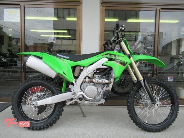 KX250X 2022年モデル