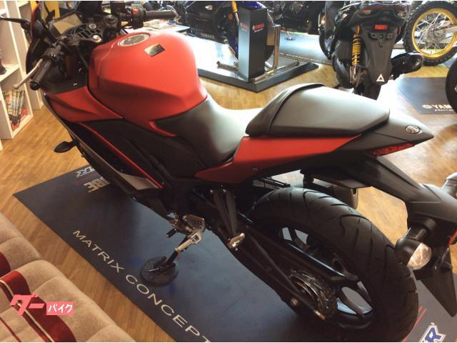 ヤマハ YZF-R25 ABS 新型モデルの画像(熊本県