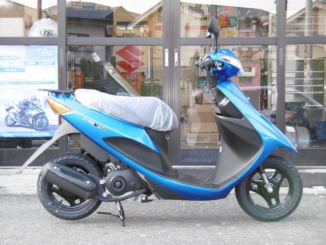 スズキ アドレスV50 最新型 日本製 平成28年度排出ガス規制対応モデルの画像(福岡県