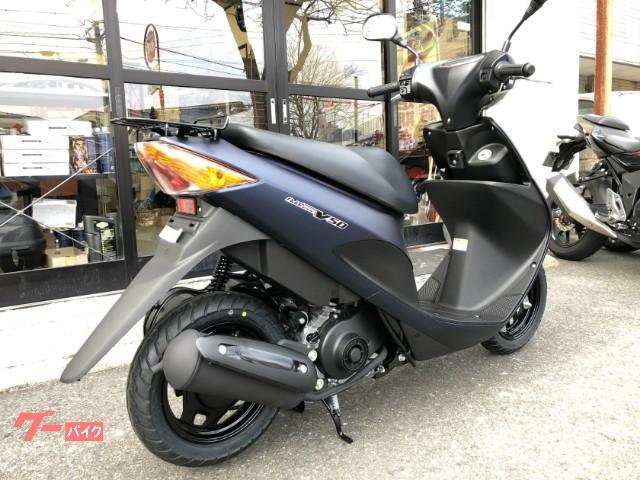 スズキ アドレスV50 最新型 日本製 新色の画像(福岡県