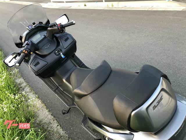 スズキ スカイウェイブ650LX 電動スクリーン 電動格納ミラー グリップヒーターの画像(福岡県