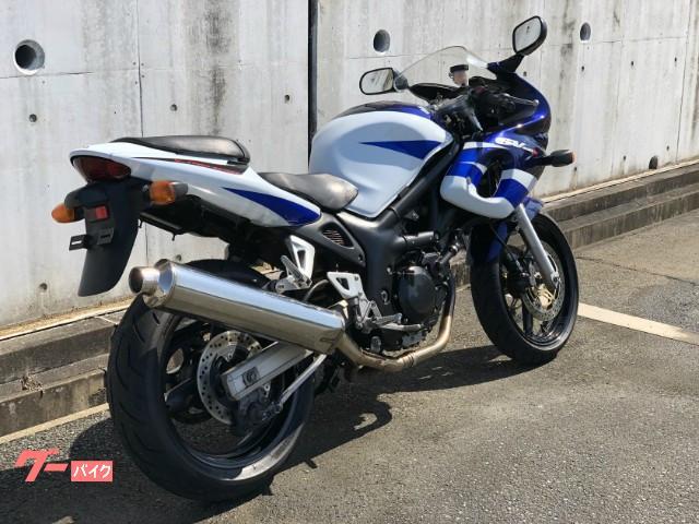 スズキ SV400Sの画像(福岡県