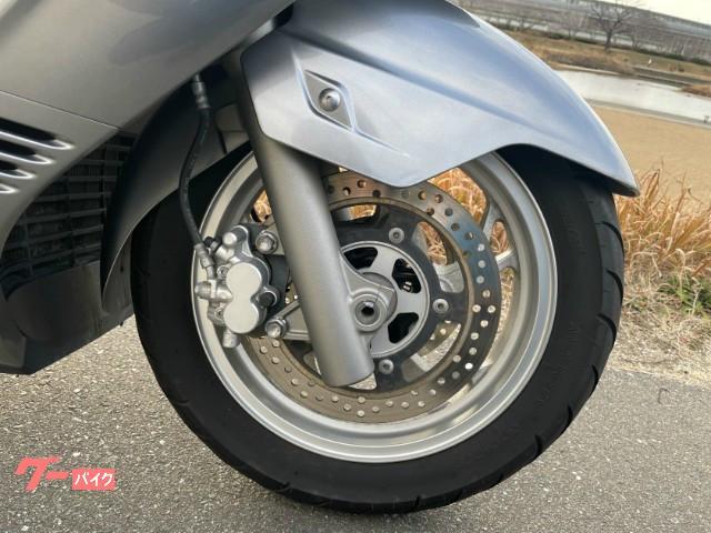 スズキ スカイウェイブ400 リミテッド ABS グリップヒーター 純正リヤキャリアの画像(福岡県