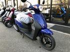 スズキ レッツ 最新型 日本製 平成28年度排出ガス規制対応モデルの画像(福岡県