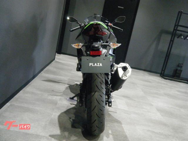 カワサキ Ninja 400 ブラックの画像(福岡県