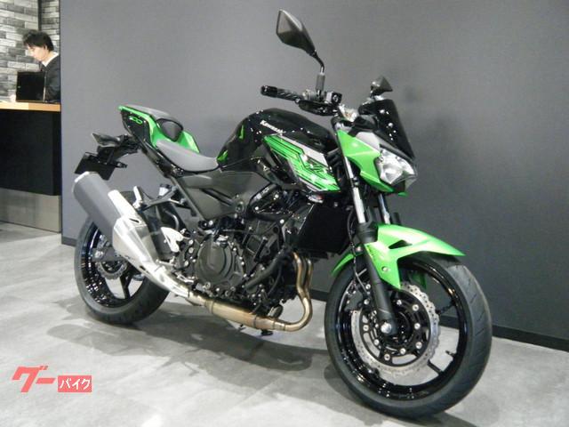 カワサキ Z400 グリーンの画像(福岡県