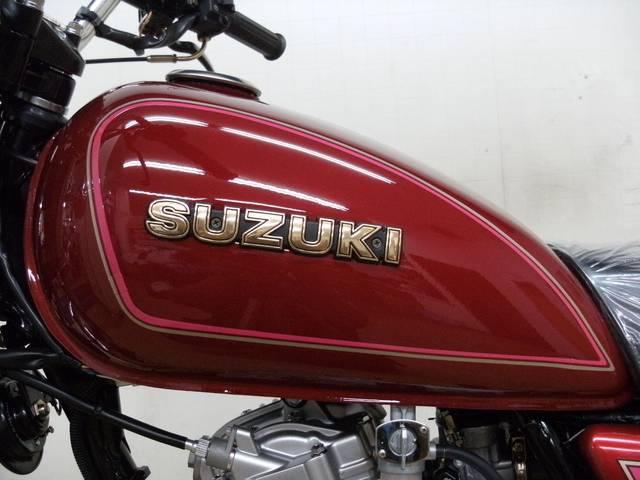 スズキ GN125 逆車の画像(福岡県