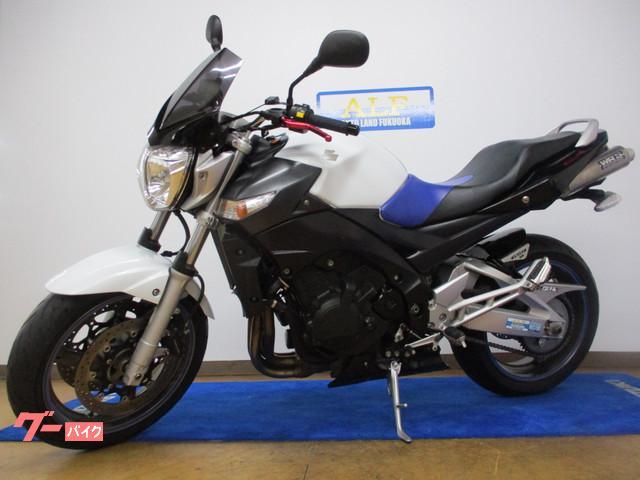 スズキ GSR400 カスタム車ETC付の画像(福岡県