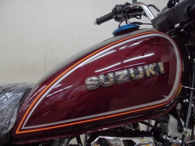 スズキ GN125-2F 逆車 キック付の画像(福岡県