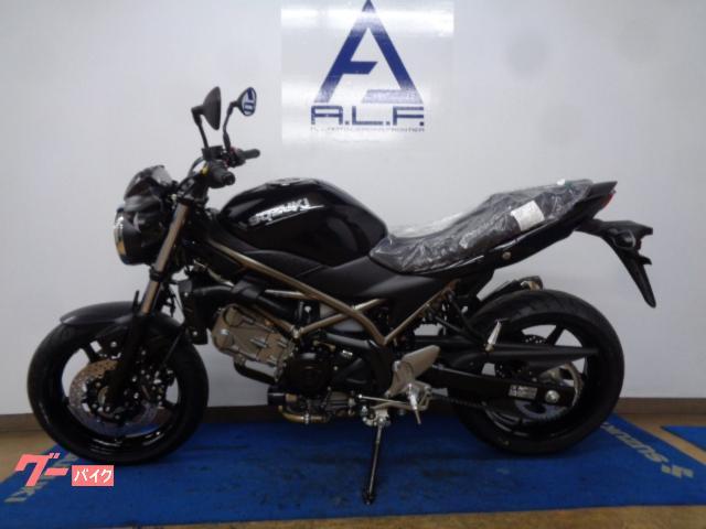 スズキ SV650 ABS2018年モデルの画像(福岡県