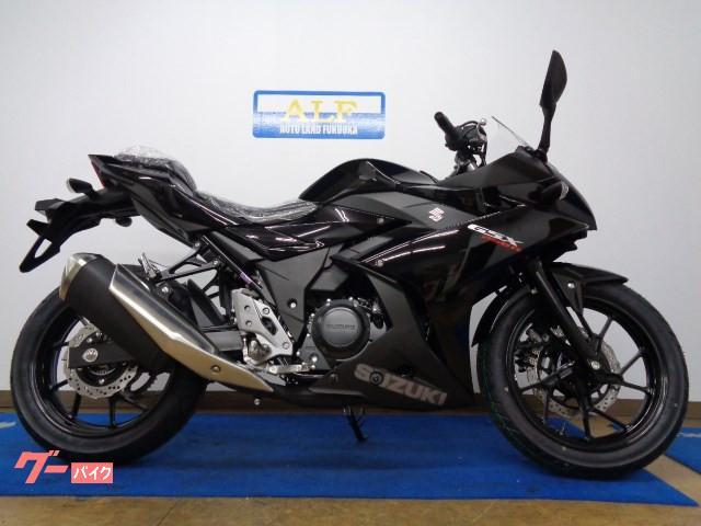 スズキ GSX250R 新型の画像(福岡県