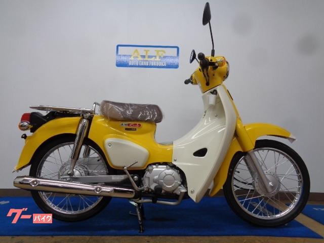 スーパーカブ50 新型AA09