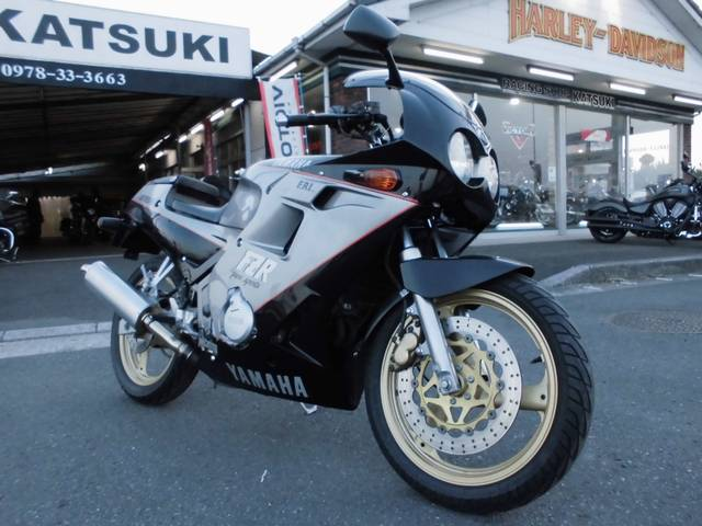 ヤマハ FZR250の画像(大分県