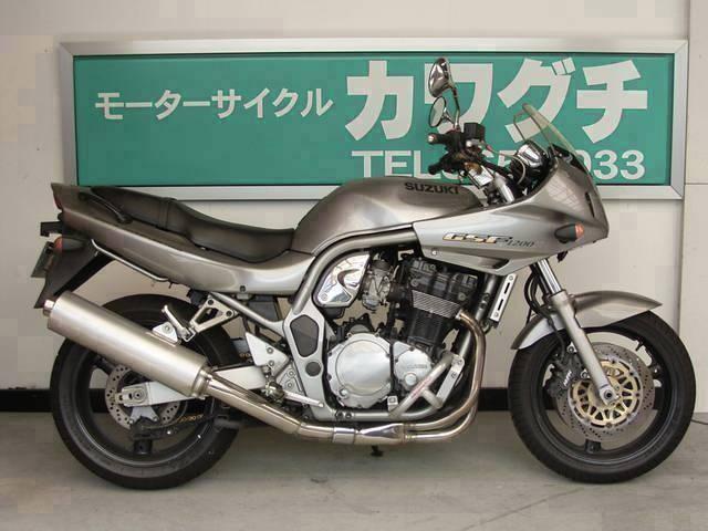 スズキ GSF1200Sの画像(熊本県