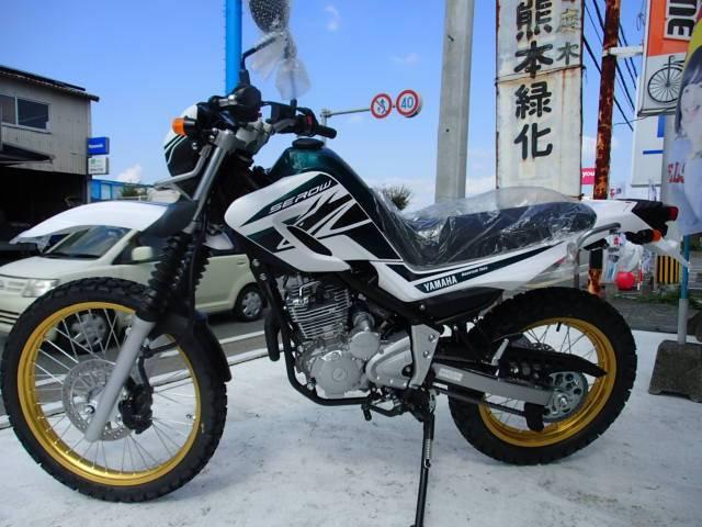 ヤマハ セロー250 新車の画像(熊本県