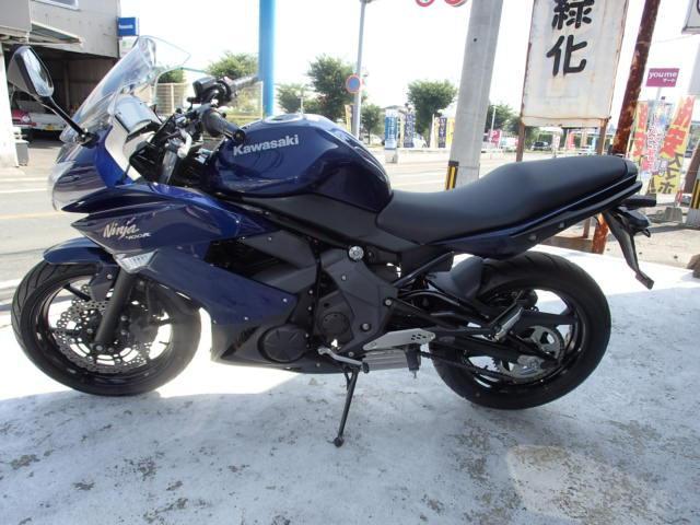 カワサキ Ninja 400Rの画像(熊本県