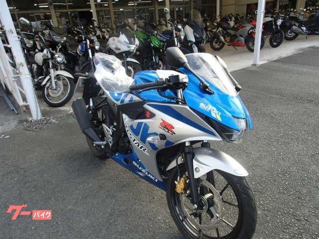 スズキ GSX-R125の画像(熊本県