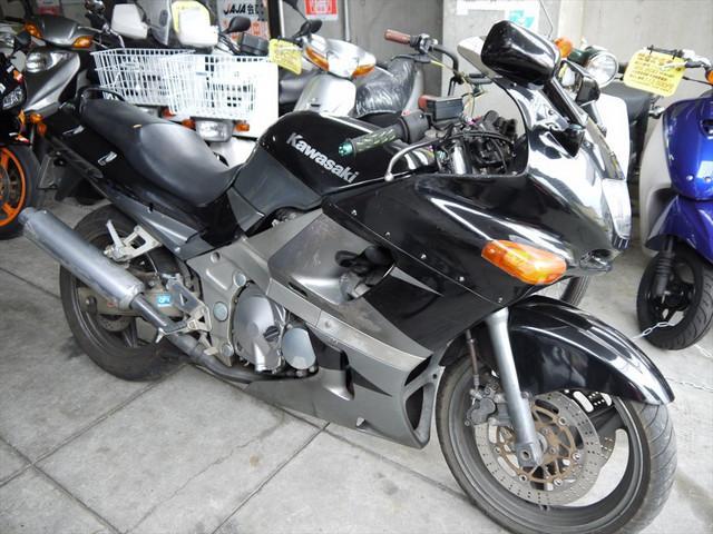 カワサキ ZZ-R400の画像(熊本県